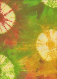 Handmade Batik  Seventies Jubilee