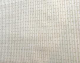 Dobby Stripe Ivory