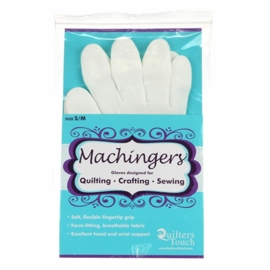 Machingers quilthandschoenen Small/Medium