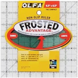 Olfa Quilt liniaal 6,5 x 6,5 inch (Bias Square)