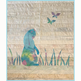 Quilt Kit: Baby Bunny