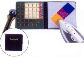 Strijk + Snijmat mini (7 inch vierkant)