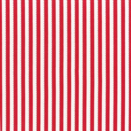 Jaqueline de Jonge  Basics  - Red Stripe