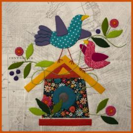 Vogelhuisje - Vrijdag ochtend - 1 november