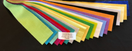 Colorfull Weaves Strips