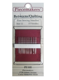 Piecemakers Betweens/Quilting no 12