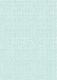 Color Weave  Light Turquoise