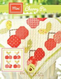 Mini Cherry Pie - Fig Tree & Co Designs