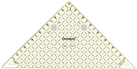 Quilt liniaal tot 8 inch Square- r98