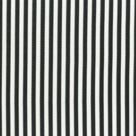 Jaqueline de Jonge  Basics - Black Stripe