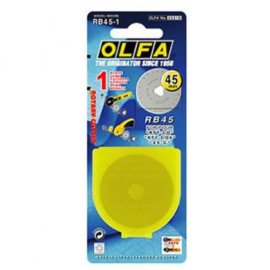 Olfa Reserve mes - 45 mm (1 mes) Spare Blade
