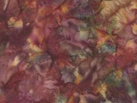 Hoffman Bali Mottle Batik - G1012 Spice