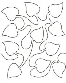 Philodendron Stipple