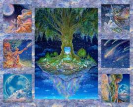 Celestial Journey by Josephine Wall