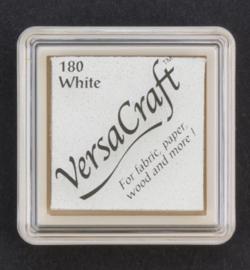 Mini - VersaCraft stempelkussen - wit
