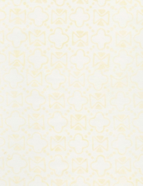 Tonga Batik -Coconut Cream  B7457
