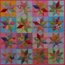 Eight Pointed Star (Le Moyne Star)
