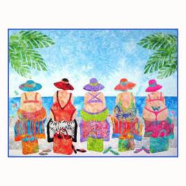 Quilt Kit: Beach Bums