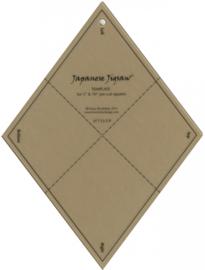 Japanese Jigsaw template