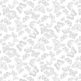 Flutterby Basic  White