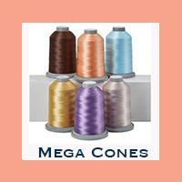 Glide Mega Cones (5000 mtr)