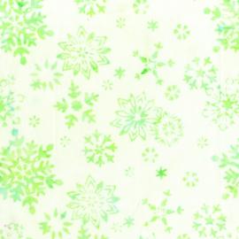 Jacqueline de Jonge -  Snowflakes Mint