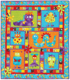 "Patronen door ""Kids Quilts"""
