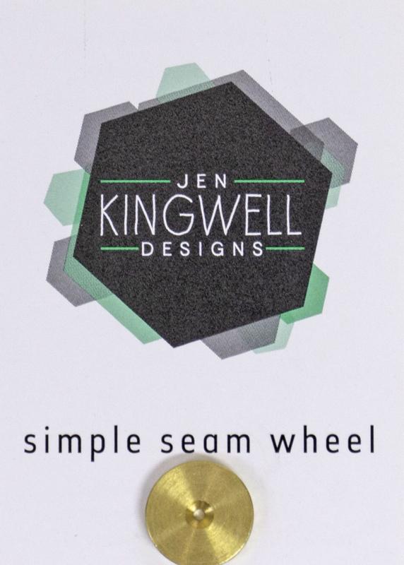 Jen Kingwell  Simple Seam Wheel
