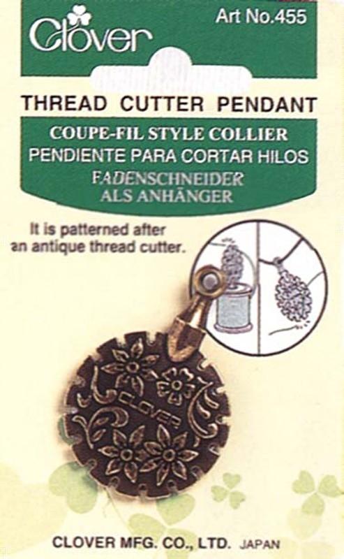 Pendant Thread Cutter Antique Gold