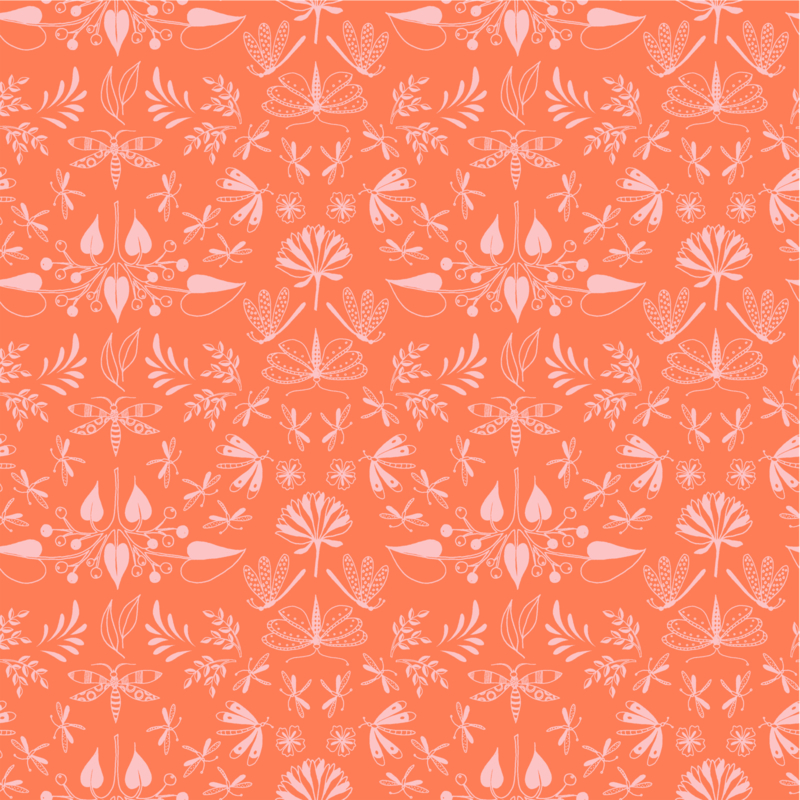 Aerial Wingspan Orange