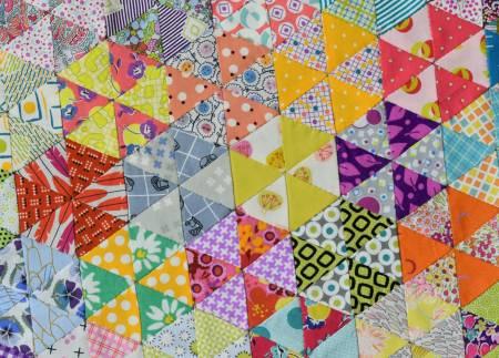 Jen Kingwell  - Postcard Project # 15 - Rhomboid