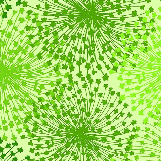 """Dandelion Dreams 108"""" Wide - Apple Green"""