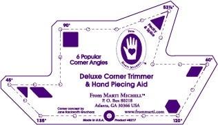 Deluxe Corner Trimmer