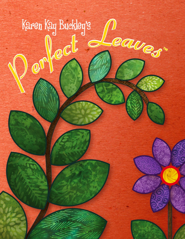 Perfect Leaves by Karen Kay Buckley