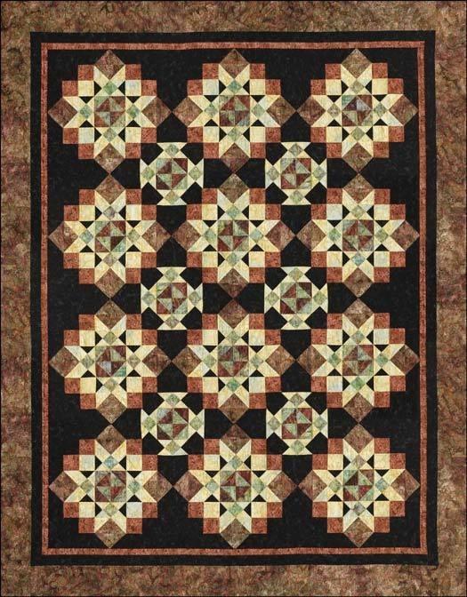 Ticonderoga Star  - Larisa Key Designs