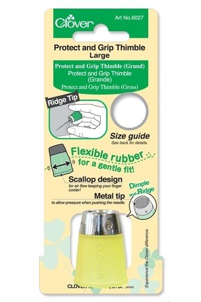 Clover rubber Vingerhoed (large)