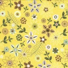 Moda Origins Basic Yellow
