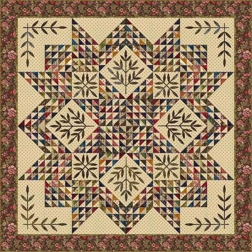 Triangle Star- Edyta Star for Laundry Baskets