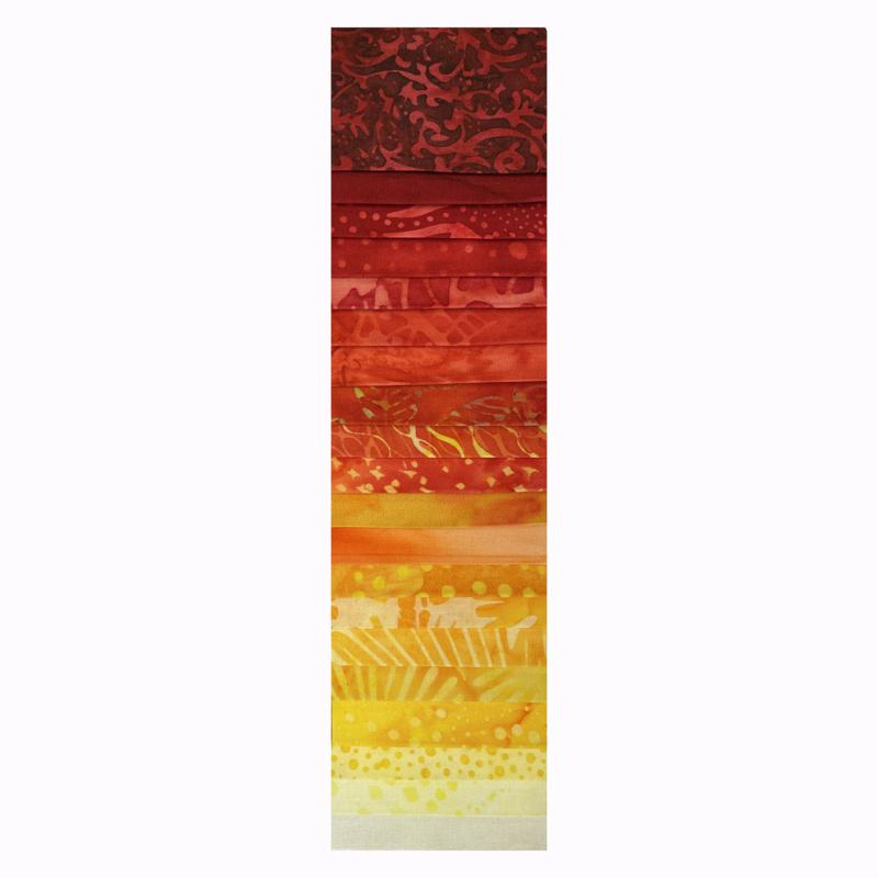 Bali Batik Beauty Sunset