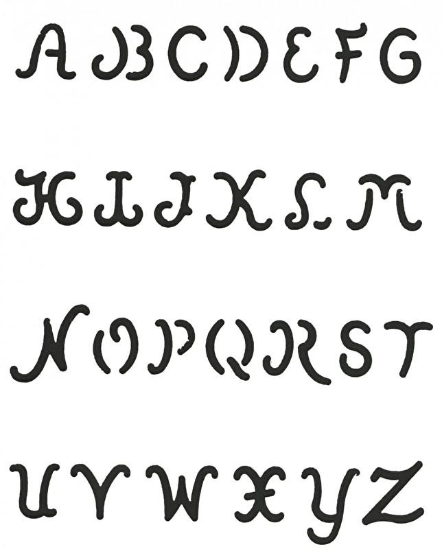 Mini Alfabet