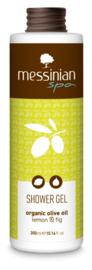 Messinian Spa douchegel lemon vijgen 300ml