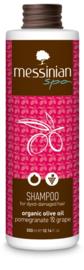 Messinian Spa shampoo granaatappel druif, 300ml