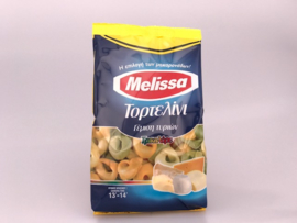 Tortelini Tricolore met 5 soorten kaas 250 gram