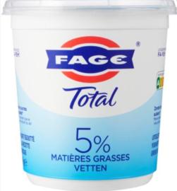 Fage Griekse yoghurt 5 % 1 liter