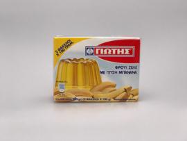 Gelei pudding banaan 2 x 100 gr