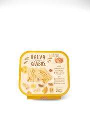 Macedonikos Halva Mezap Choco met Banaan 400 gr