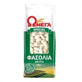 Fasolia metria (vasolada) 500gr Omega