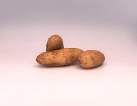Aardappels uit Messini per 500 gr.