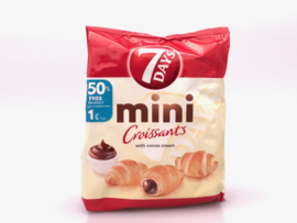 Croissant 7 days mini 107 gr.