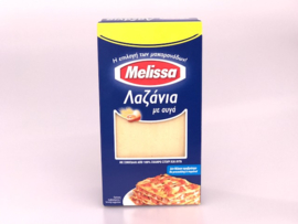 Lasagna 500 gram.